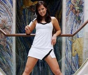 ana ivanovic   Miss October.