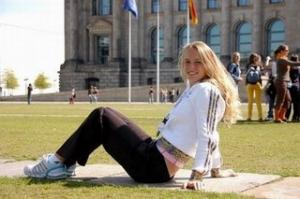 caroline wozniacki...Miss March.