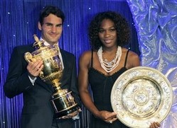 serena and Fed