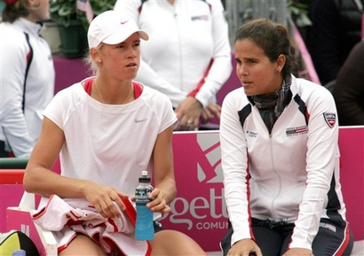 ITALY TENNIS FED CUP
