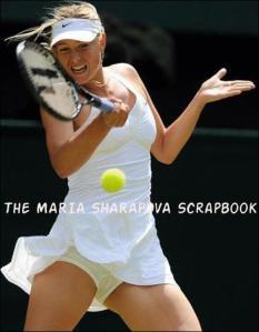 maria scrapbook